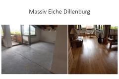 Massiv Eiche Dillenburg