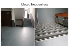 Metec Treppenhaus