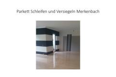 Parkett Schleifen und Versiegeln Merkenbach
