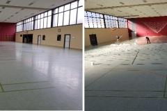 Sporthalle Saniert