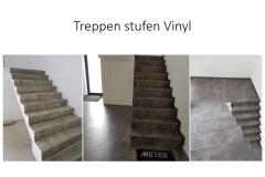 Treppen stufen Vinyl